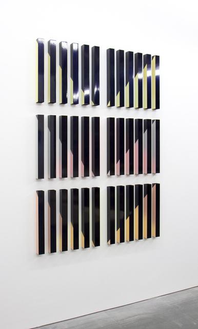 Rana Begum, 'No. 351', 2013, Sculpture, Paint on powder-coated aluminium, BISCHOFF/WEISS