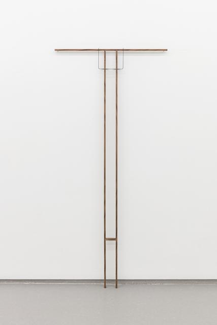 , 'Untitled (eyeglass rest, fixed),' 2017, MKG127