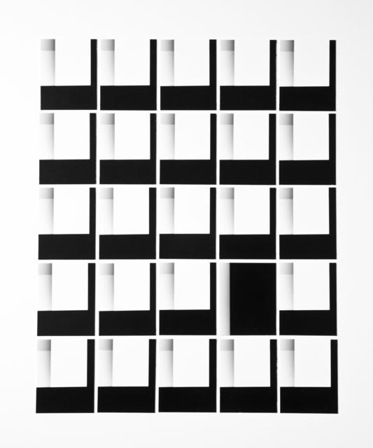 , 'Grid 15,' 2017, Kopeikin Gallery