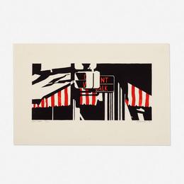 Robert Cottingham, 'Don't Walk,' 1991, Wright: Prints + Multiples (January 2017)