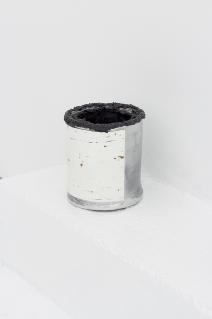 , 'Quart Paint Can (Black),' 2015, Wil Aballe Art Projects   WAAP