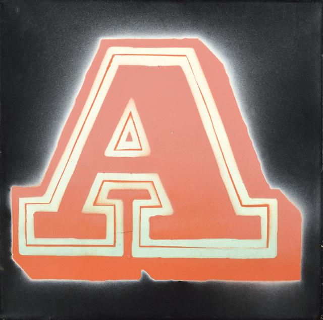 Ben Eine, 'ART', 2012, Digard Auction