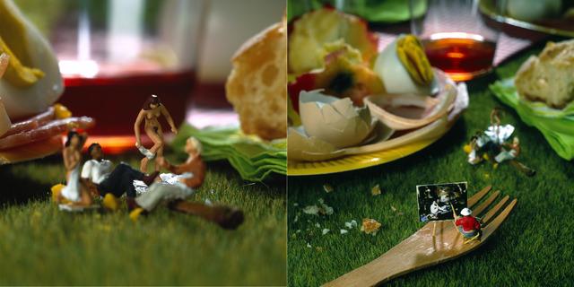 , 'Déjeuner sur l'herbe,' , Madelyn Jordon Fine Art