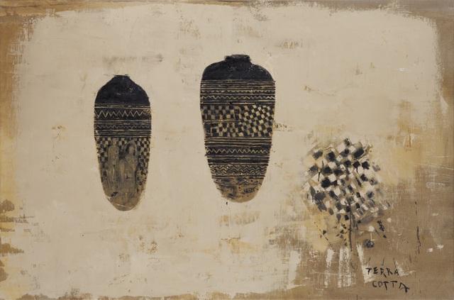 , 'Interno o terracotta,' 2013, Partners & Mucciaccia