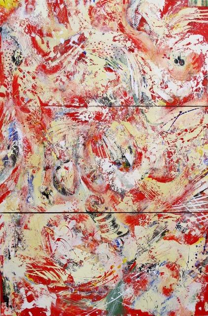 , 'New Moon 5 Summer of Love,' 2011, David Richard Gallery