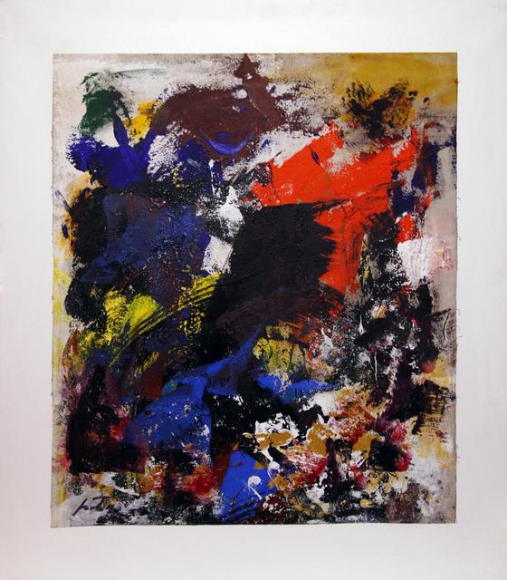 , 'Senza titolo,' 2015, Galleria Quadrifoglio