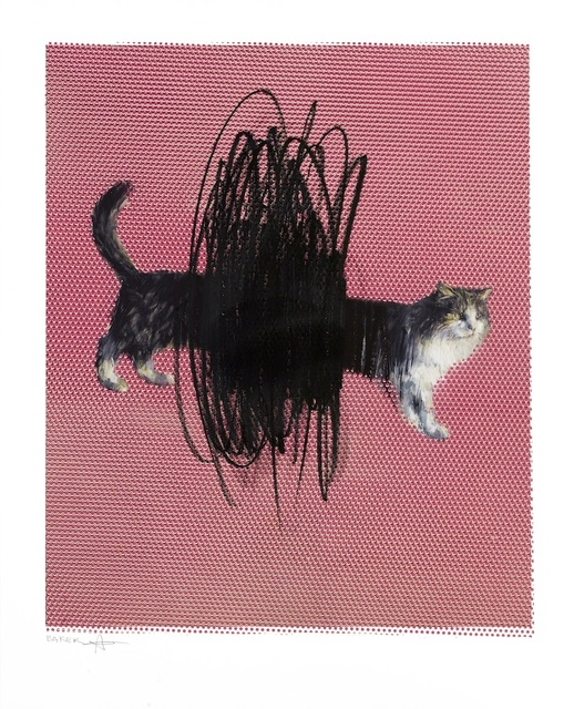 , 'One or Two Cats ,' 2016, Paul Stolper Gallery