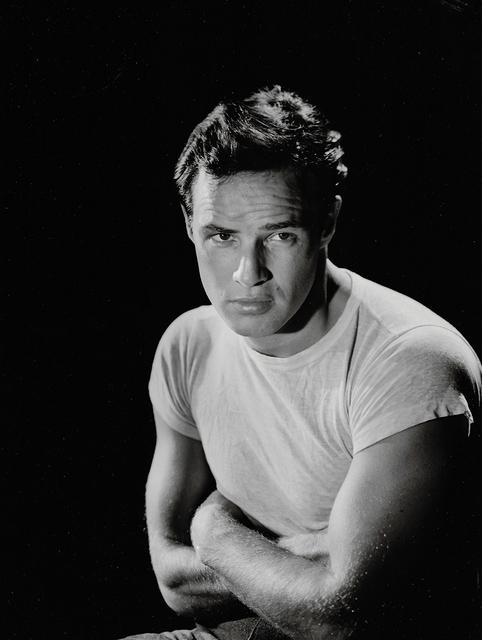 "John Engstead, 'Marlon Brando in ""A Streetcar Named Desire""', 1951, Photography, Gelatin Silver Print, Staley-Wise Gallery"