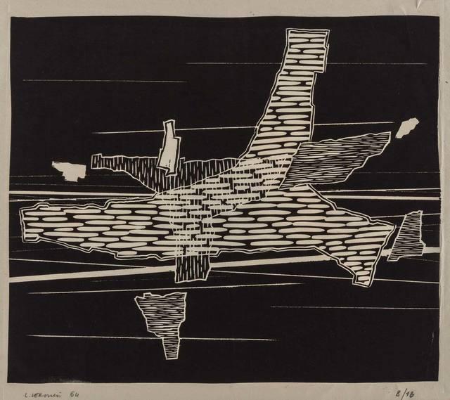 Luigi Veronesi, 'Composition', 1964, ArtRite