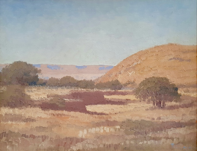 , 'Afternoon landscape,' , Absolut Art Gallery