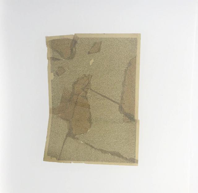 , 'Censuras (1),' 2014, Casas Riegner