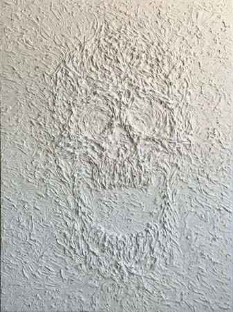 """, '""""Titanium"""",' 2017, Mugello Gallery"""