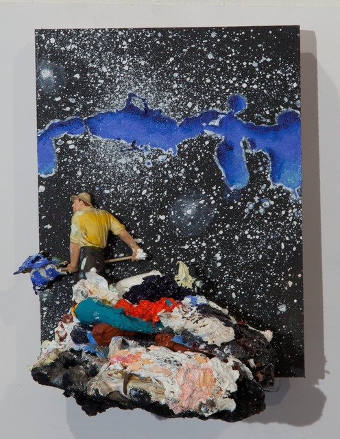 , 'The Sky is Falling (3D),' 2013, Gallery NAGA