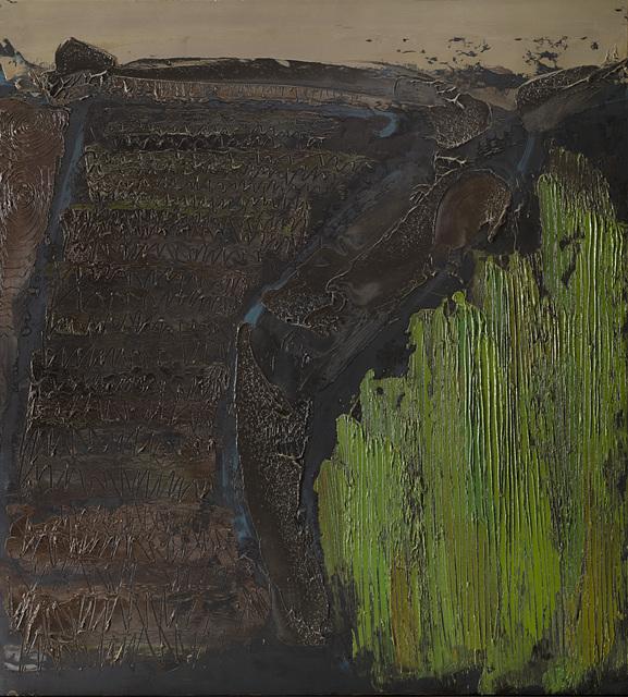 William Congdon, 'Crocefisso 182', 1980, Il Ponte