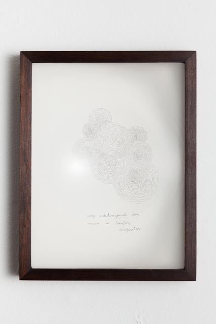 , 'Tantos suspeitos,' 2014, Luciana Caravello Arte Contemporânea