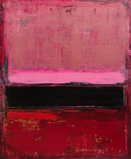 , 'Crimson,' 2018, Gallery 133