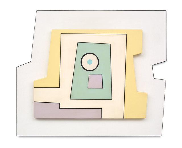 , 'Roâ,' 1950, Simões de Assis Galeria de Arte