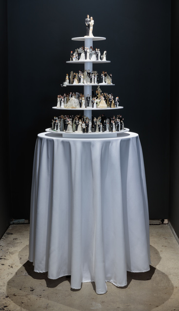, '115 Vintage Wedding Cake Toppers,' 1900-1960, Ricco/Maresca Gallery