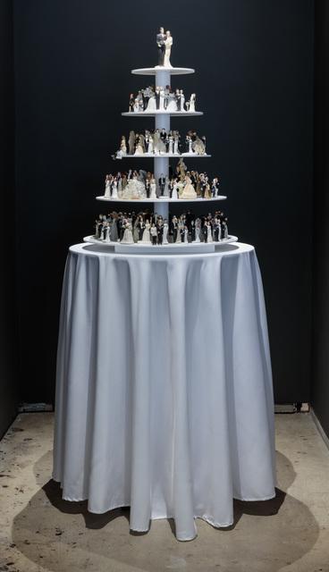 , '115 Vintage Wedding Cake Toppers,' 1900-1960, Ricco/Maresca Gallery