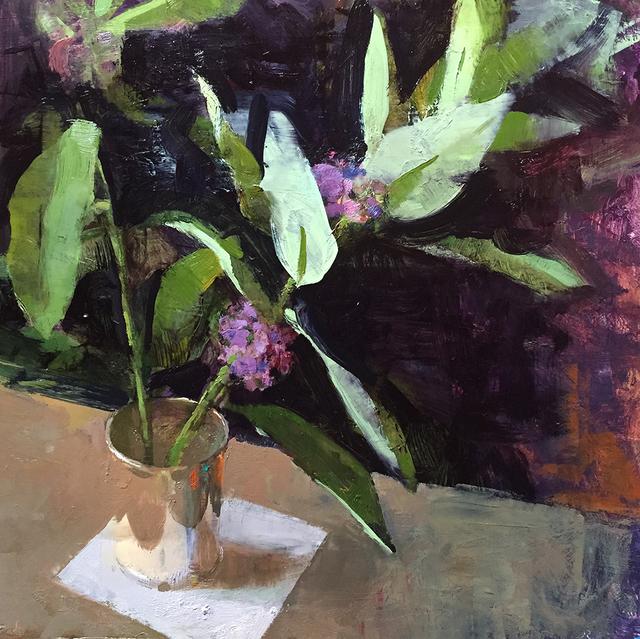 , 'Milkweed,' 2017, Somerville Manning Gallery