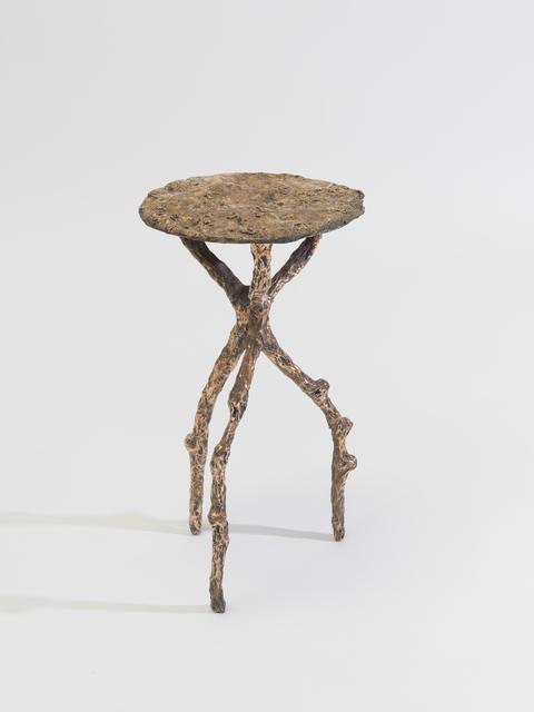 , 'Side Table,' 2015, Friedman Benda