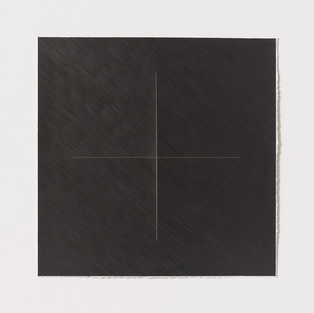 , 'Untitled Cut, O#9,' 1977, Bookstein Projects