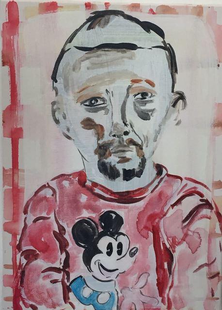 , 'Portrait,' 2017, Galeria Rabieh