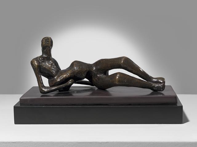 , 'Maquette for Reclining Figure No 2,' 1952, Osborne Samuel