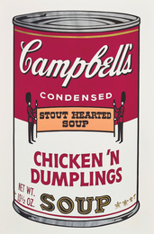 Chicken 'N Dumplings, from Campbell's Soup II