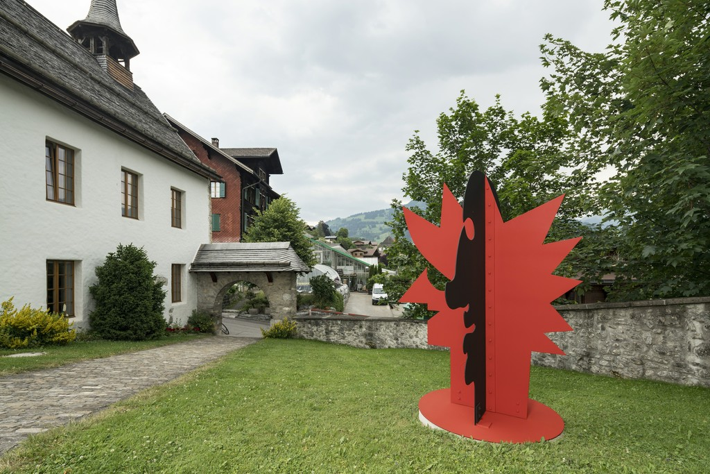 Alexander Calder, 'A Two-Faced Guy' (1969) 