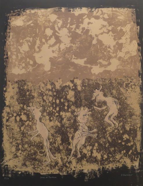 , 'Jeux et Travaux,' 1953, Isselbacher Gallery