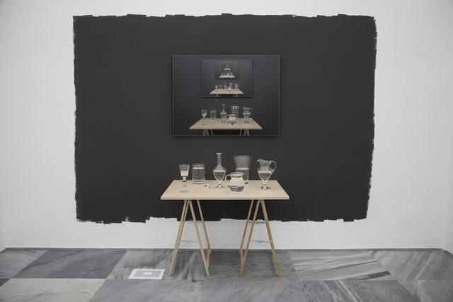 , 'Table 2,' 2017, Espacio Mínimo