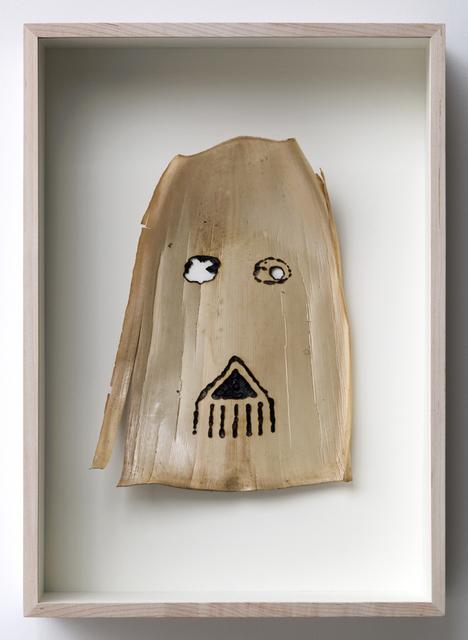 , 'Máscaras III,' 2017, Galería Alterna