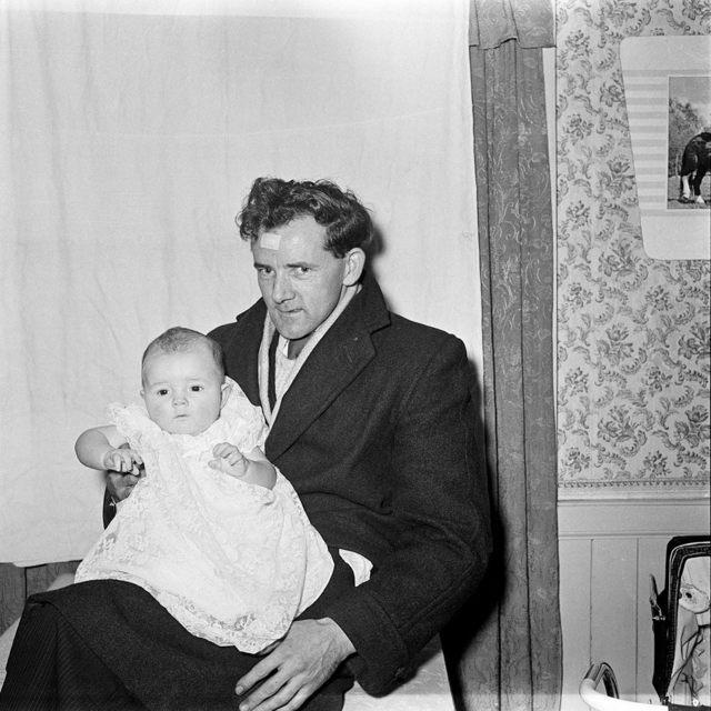, 'Untitled (man with bandage and baby),' 1950-1970, Jackson Fine Art