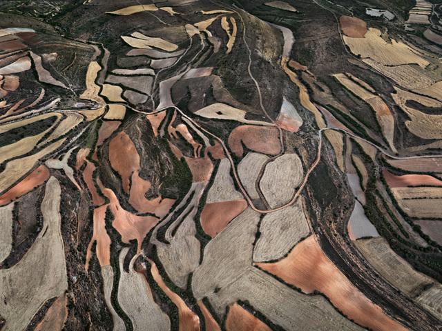 , 'Dryland Farming Nr. 24,Monegros County, Aragon, Spain,' 2010, SCHEUBLEIN + BAK