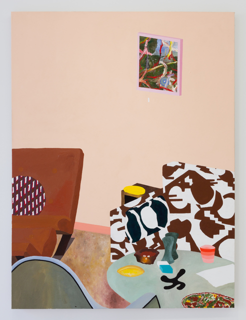 , 'HIJC,' 2017, Grant Wahlquist Gallery