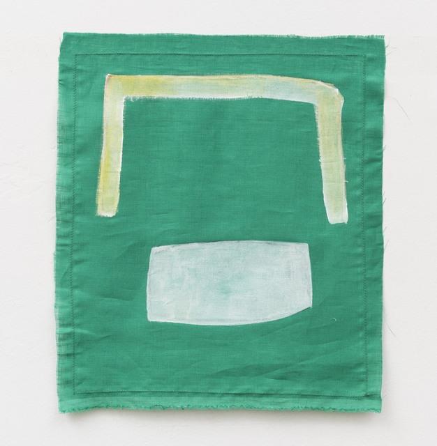 , 'Estudos para Fantasmas/Caixa,' 2017, Galeria Jaqueline Martins