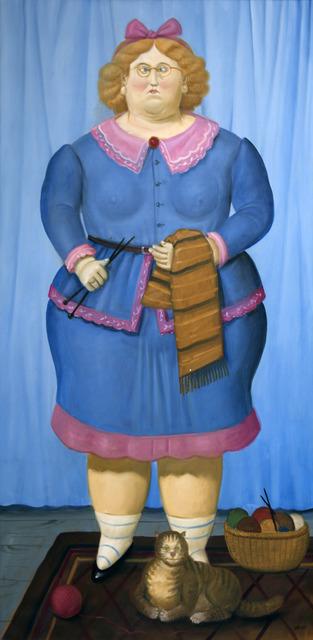 , 'Tejedora ,' 2009, Gary Nader