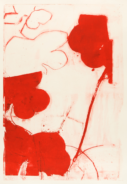 , 'Red Clover Red Clover,' 2014, The Lionheart Gallery