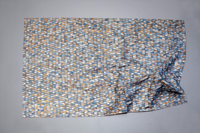 , 'Reflecting Blue,' 2014, stilwerk