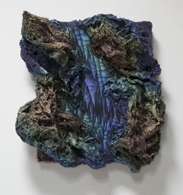 , 'Subterranean Paradise,' 2017, Craig Krull Gallery