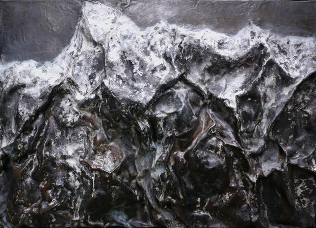 Jens Rausch, 'Faltengebirge III', 2019, mianki.Gallery