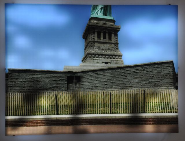 , 'Statue of Liberty,' 2010, Bryce Wolkowitz Gallery