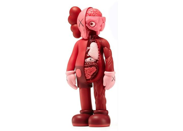 KAWS, 'Blush (Flayed)', 2017, Lougher Contemporary