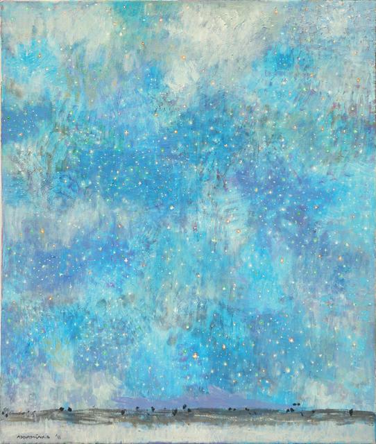 , 'Luogo di stelle,' 2017, Valentinarte