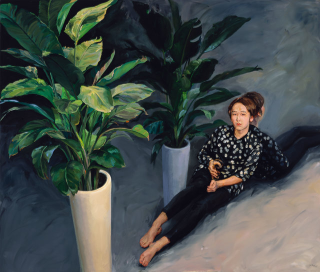 Yu Hong 喻红, 'Symbiosis《共生》', 2019, Long March Space