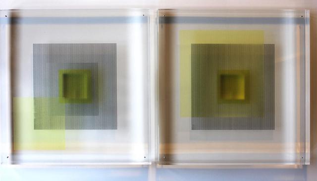 , 'Dynamic Block,' 2015, Spotte Art