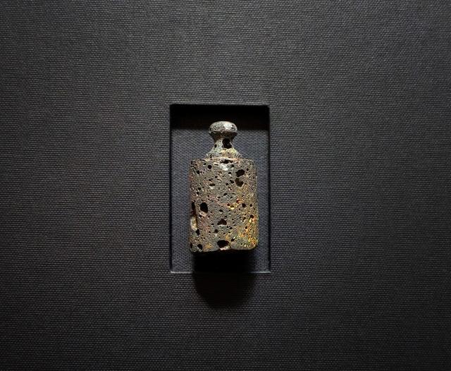 , 'La Noche (Meteorite),' 2018, Copperfield