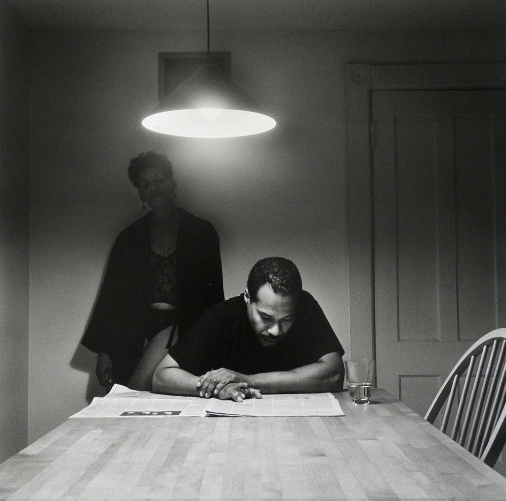 carrie mae weems | untitled (from kitchen table series) (1994) | artsy
