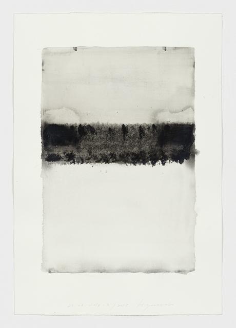 , 'untitled (23.06  2018-4),' 2018, Japan Art - Galerie Friedrich Mueller